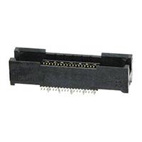 TE Connectivity AMP Connectors - 5767054-1 - CONN RCPT 38POS VERT .64MM