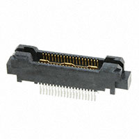 TE Connectivity AMP Connectors - 5767055-1 - CONN PLUG 38POS R/A .025 SMD
