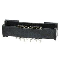 TE Connectivity AMP Connectors - 5767061-1 - CONN RCPT 38POS .025 VERT SMD