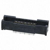 TE Connectivity AMP Connectors - 5767081-1 - CONN RCPT 38POS .025 VERT SMD