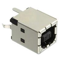 TE Connectivity AMP Connectors - 5788336-2 - CONN RCPT USB 4POS 1PORT VERT