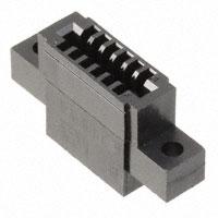 TE Connectivity AMP Connectors - 583861-5 - CONN CARDEDGE HSG 12POS .100 BLK