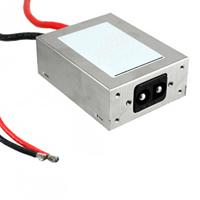 TE Connectivity Corcom Filters - 4-1609075-4 - PWR ENT RCPT IEC320-C7 PNL WIRE