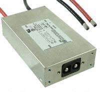 TE Connectivity Corcom Filters - 4-1609075-7 - PWR ENT RCPT IEC320-C7 PNL WIRE