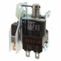 TE Connectivity Potter & Brumfield Relays - S90R11ABD1-24 - RELAY IMPULSE DPDT 20A 24V