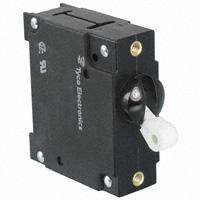 TE Connectivity Potter & Brumfield Relays - W67-X2Q12-30 - CIR BRKR MAG-HYDR 30A 277VAC