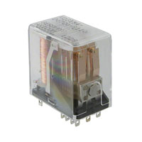 TE Connectivity Potter & Brumfield Relays - 6-1393808-5 - RELAY GEN PURPOSE 4PDT 2A 20V