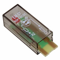 TE Connectivity Potter & Brumfield Relays - 6-1415036-1 - LED MODULE RED
