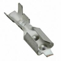 TE Connectivity AMP Connectors - 61561-2 - CONN TERM EDGE 18-22AWG CRIMP