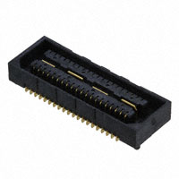 TE Connectivity AMP Connectors - 6-1658043-1 - CONN RCPT 40POS 0.8MM SMD GOLD