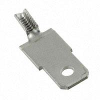 TE Connectivity AMP Connectors - 63165-1 - CONN QC TAB 19-23AWG 0.250 CRIMP