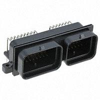 TE Connectivity AMP Connectors - 6437288-3 - CONN RECPT 60POS R/A 3MM AU