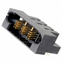 TE Connectivity AMP Connectors - 6450123-3 - CONN HEADER 3ACP R/A SLD GOLD