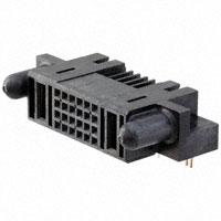 TE Connectivity AMP Connectors - 6450160-3 - MBXL R/A RCPT 1P+24S+1P