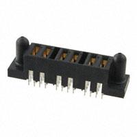 TE Connectivity AMP Connectors - 6450553-2 - MBXL VERT RCPT 6P