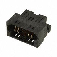 TE Connectivity AMP Connectors - 6450830-1 - MBXL R/A HDR 2LP + 8S + 2LP