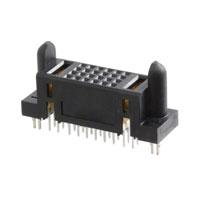 TE Connectivity AMP Connectors - 6450850-3 - MBXLE VERT RCPT 1P + 24S + 1P