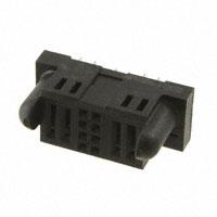 TE Connectivity AMP Connectors - 6450860-1 - MBXLE VERT RCPT 2LP+8S+2LP
