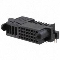 TE Connectivity AMP Connectors - 6450871-1 - MBXLE R/A RCPT 32S+4LP