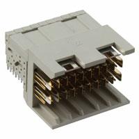 TE Connectivity AMP Connectors - 6469354-1 - HMZD 2PR RA HDR 40P ASSY LF LA