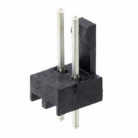 TE Connectivity AMP Connectors - 3-647050-2 - CONN HEADER 2POS VERT .100 TIN