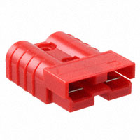 TE Connectivity AMP Connectors - 647845-3 - CONN HOUSING 2POS RED