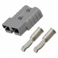 TE Connectivity AMP Connectors - 647892-4 - CONN PLUG 2POS IN-LINE CRIMP