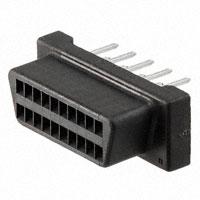 TE Connectivity AMP Connectors - 6-5174215-5 - CONN DTYPE PLUG 20POS VERT SLDR