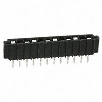 TE Connectivity AMP Connectors - 6-520315-2 - CONN FFC VERT 12POS 2.54MM PCB