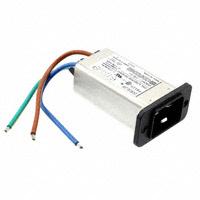 TE Connectivity Corcom Filters - 6609007-6 - PWR ENT RCPT IEC320-C20 PNL WIRE