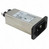 TE Connectivity Corcom Filters - 6609007-8 - PWR ENT RCPT IEC320-C20 PANEL QC