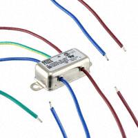 TE Connectivity Corcom Filters - 6EH3 - PWR ENT RCPT IEC320-C14 PNL WIRE