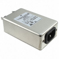 TE Connectivity Corcom Filters - 6609032-7 - LINE FILTER 250VAC 3A CHASS MNT