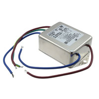 TE Connectivity Corcom Filters - 6609034-6 - LINE FILTER 250VAC 6A CHASS MNT