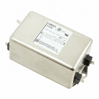 TE Connectivity Corcom Filters - 6609050-2 - LINE FILTER 250VAC 10A CHASS MNT