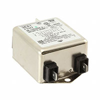 TE Connectivity Corcom Filters - 6609059-1 - LINE FILTER 250VAC 3A CHASS MNT