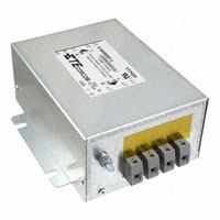 TE Connectivity Corcom Filters - 16AYC10B - LINE FILTER 16A CHASSIS MOUNT