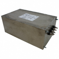 TE Connectivity Corcom Filters - 45AYT6C - LINE FILTER 45A CHASSIS MOUNT