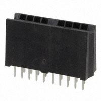 TE Connectivity AMP Connectors - 6643460-2 - CONN EDGE DUAL FMALE 10POS GOLD