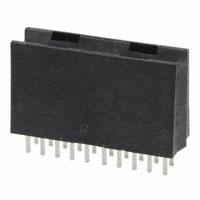TE Connectivity AMP Connectors - 6650380-2 - CONN EDGE DUAL FEMALE 4POS 0.508