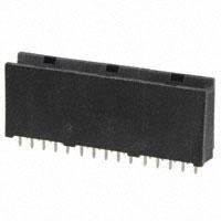 TE Connectivity AMP Connectors - 6650383-3 - CONN EDGE DUAL FEMALE 6POS 0.508