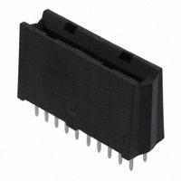TE Connectivity AMP Connectors - 6651170-1 - CONN EDGE DUAL FEMALE 4POS 0.508