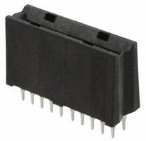 TE Connectivity AMP Connectors - 6651170-2 - CONN EDGE DUAL FEMALE 4POS 0.508