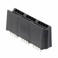 TE Connectivity AMP Connectors - 6651214-1 - CONN EDGE DUAL FEMALE 24POS GOLD