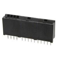 TE Connectivity AMP Connectors - 6651290-1 - CONN EDGE DUAL FMALE 12POS GOLD