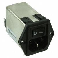 TE Connectivity Corcom Filters - 6609113-9 - PWR ENT MOD RCPT IEC320-C14 PNL