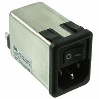 TE Connectivity Corcom Filters - 1-6609113-0 - PWR ENT MOD RCPT IEC320-C14 PNL
