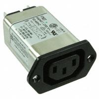 TE Connectivity Corcom Filters - 6EBF1 - PWR ENT RCPT IEC320-C14 PANEL QC