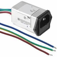 TE Connectivity Corcom Filters - 6EGG8-2 - PWR ENT MOD RCPT IEC320-C14 PNL