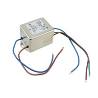 TE Connectivity Corcom Filters - 6609053-6 - LINE FILTER 250VAC 6A CHASS MNT